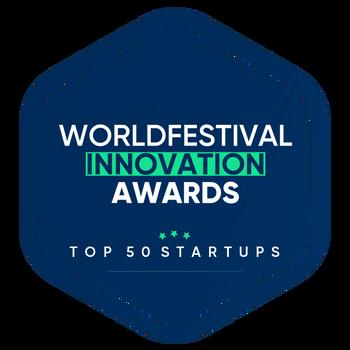 World Festival Innovation Awards Top 50 Startups