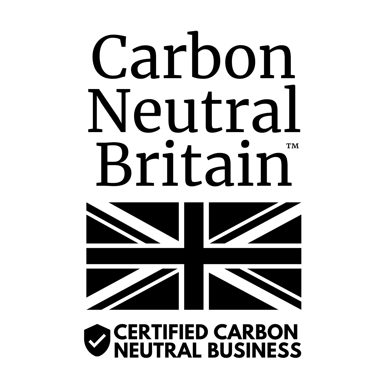Carbon Neutral Britain - Certified Carbon Neutral Business logo